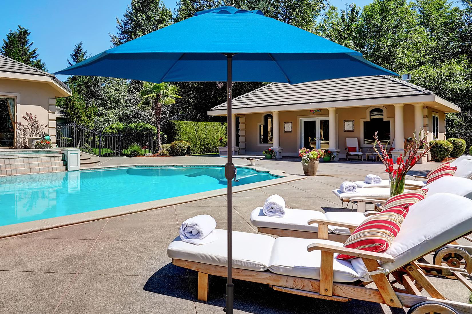 tropishade worldwide manufacturer of outdoor patio umbrellas - Outdoor Patio Umbrellas