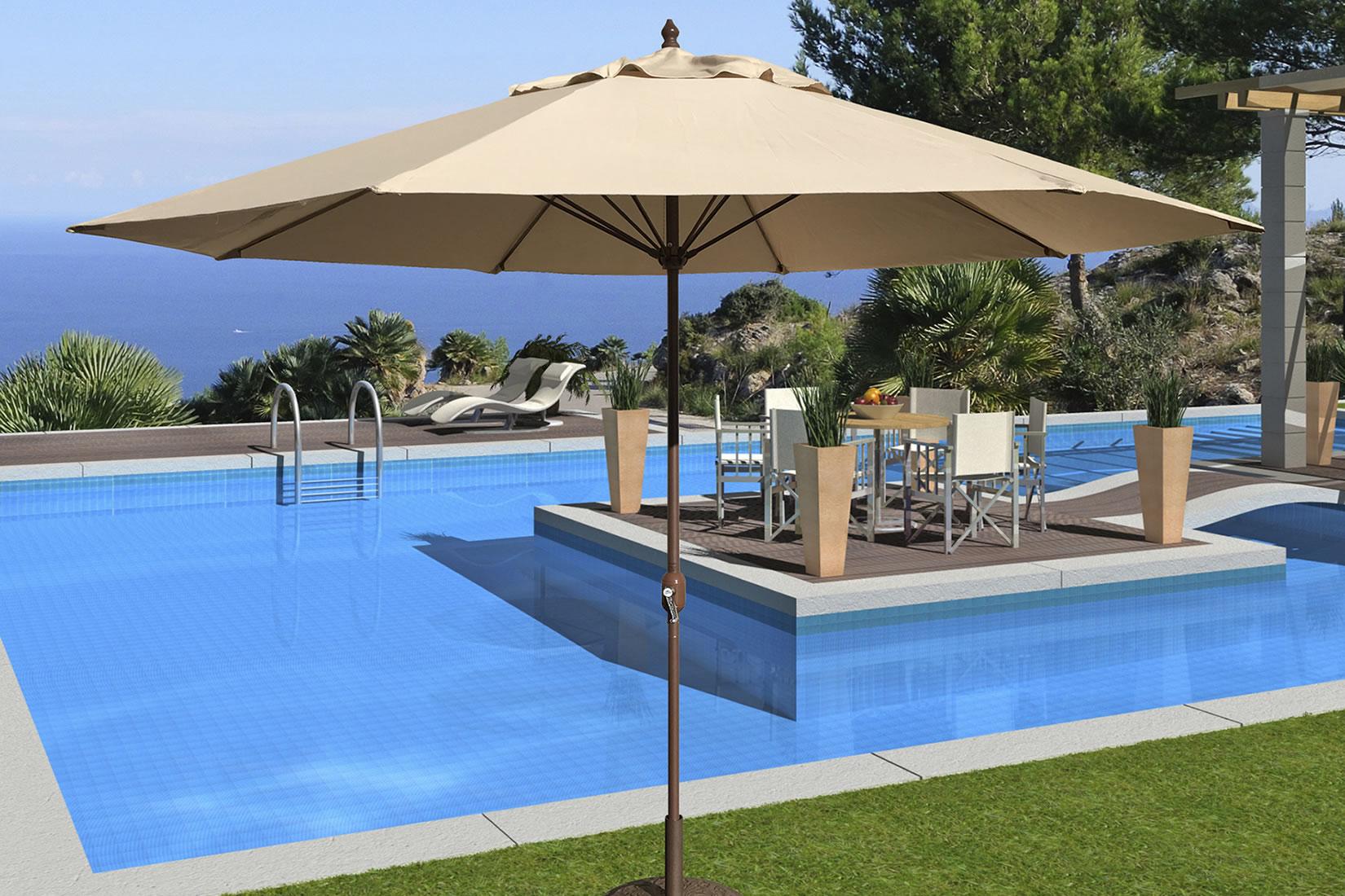 Worldwide Manufacturer of Outdoor Patio Umbrellas